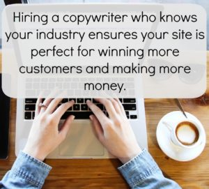 Hire an automotive copywriter to create the perfect site for your business.