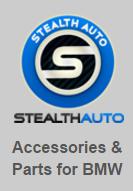 stealth auto logo