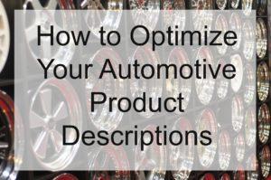 automotive descriptions